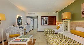 Victoria Beachcomber Deluxe Doppelzimmer Ground Floor, Mauritius