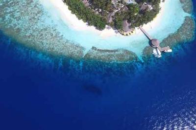 Angsana Ihuru, Malediven