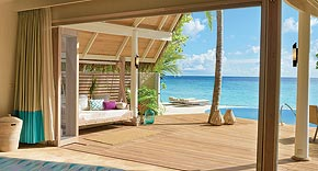 Beach Pool Villa, Milaidhoo Malediven
