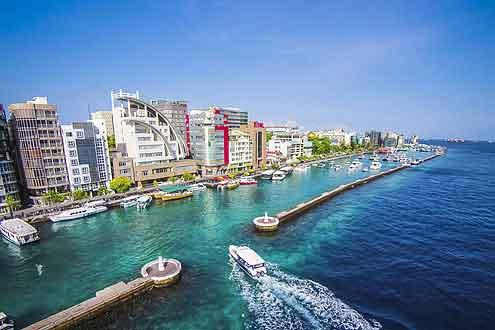 Kosten auf den Malediven