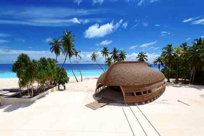 Park Hyatt Maldives Hadahaa, Malediven