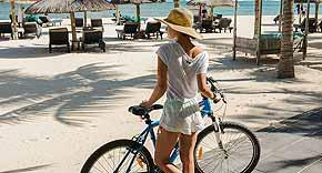 Aktivität beim Dinarobin Beachcomber Golf Resort & Spa Mauritius