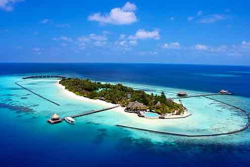 Komandoo Island Resort Malediven