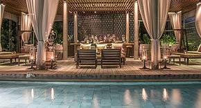 The Bar, Park Hyatt Maldives Hadahaa
