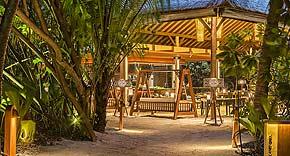 Restaurant The Island Grill, Park Hyatt Maldives Hadahaa