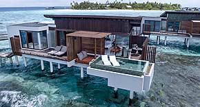 Park Sunset Water Villa, Park Hyatt Maldives Hadahaa