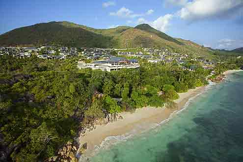 Raffles Seychelles Praslin