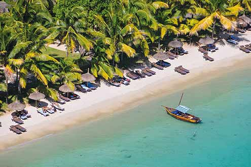Trou aux Biches Beachcomber Golf Resort & Spa, Mauritius