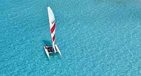 Dive & Sail auf Atmosphere Kanifushi Maldives