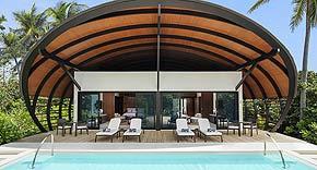 2 Bedroom Beach Villa vom Westin Maldives Miriandhoo