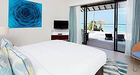 Beach Villa vom Amari Havodda Maldives