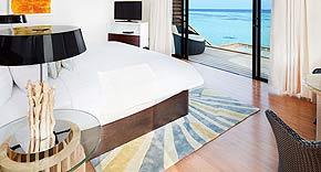 Wasser Villa vom Amari Havodda Maldives