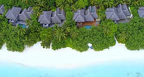 2 Bedroom Beach Villa vom Outrigger Konotta Maldives