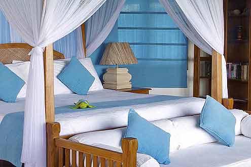 sanfte Renovation der Terrassen in den Lagoon Villen auf der Insel Coco Palm Dhuni Kolhu