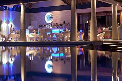 Bar vom Heritage Awali Golf Mauritius