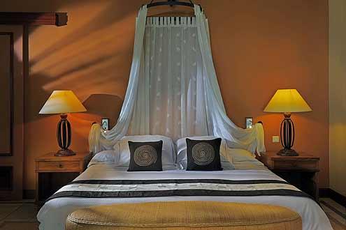 einer der schönsten Zimmerkategorien im Dinarobin auf Mauritius