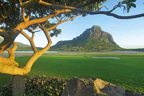 Golfplatz beim Paradis Beachcomber Golf Resort & Spa