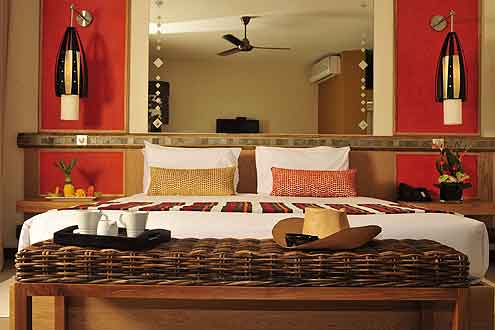 Deluxe Zimmer vom Tamarina Golf & Spa Boutique Hotel
