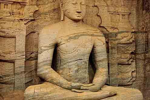 Buddha Gestalt