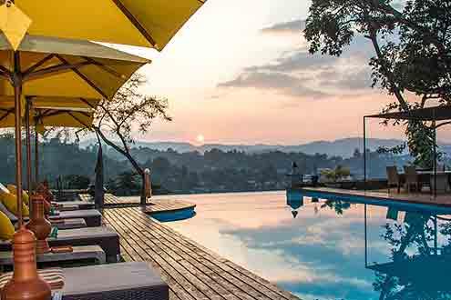 Hotel Elephant Stable in Kandy, Sri Lanka